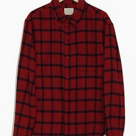 Band of Outsiders - Button Down Collar Shirt