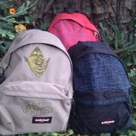 EASTPAK - Rich jacobs handwriting limited model