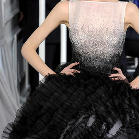 Christian Dior - Haute Couture Spring/Summer 2012.