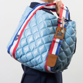 【DOUBLELOOP】JOURNEY POUCH「SKY BLUE」