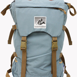 Mt RAINIER DESIGN - BOX PACK (B.GREY)