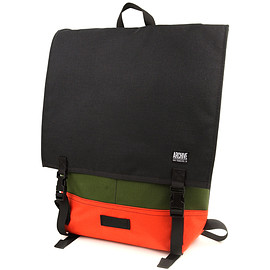 ARCHIVE BAGS - Ashbury backpack