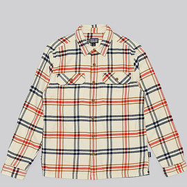 Patagonia - M's L/S Fjord Flannel Shirts-WWTW