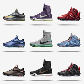 Nike - NIKE BASKETBALL 2015 ELITE SERIES COLLECTION