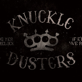 Knuckle Dusters on Behance