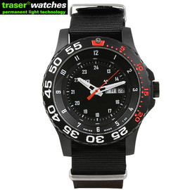 traser - TYPE6 MIL-G Japan Limited Edition Red