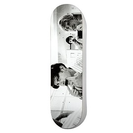 Girl Skateboards, Beastie Boys, Spike Jonze - Beastie Boys/Spike Jonze - Deck 4