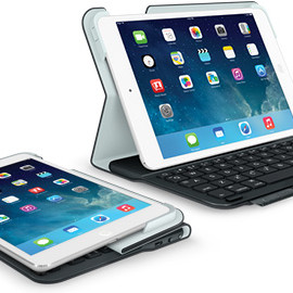 Logicool - Ultrathin Keyboard Folio for iPad mini