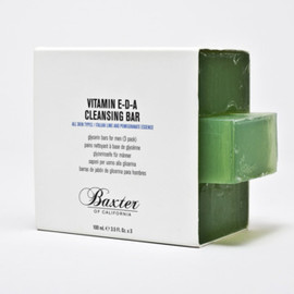 Baxter - Vitamin E-D-A Cleansing Bar