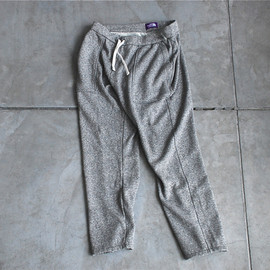 THE NORTH FACE PURPLE LABEL - COOLMAX MOUNTAIN 4/5 SWEAT PANTS