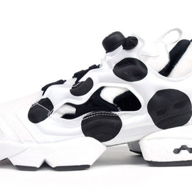 Reebok - INSTA PUMP FURY 「Sneakersnstuff」 「PIPPI LONGSTOCKING」 「LIMITED EDITION」