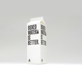 Boxed water is better - Water