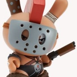 Kidrobot - Kidrobot Dunny Apocalypse Series - Road Warrior By Huck Gee