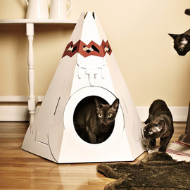 Loyal Luxe - Native American Pet Teepee