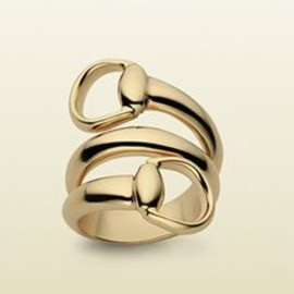 Gucci - Gucci Horsebit Ring