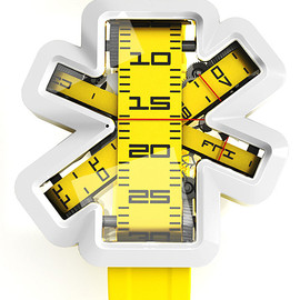 ORA - ORA Watch Yellow