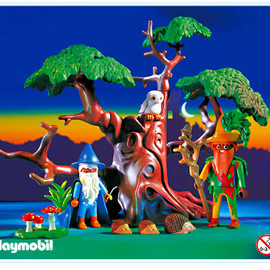 playmobil - 3897 Zauberbaum(Magic Tree)