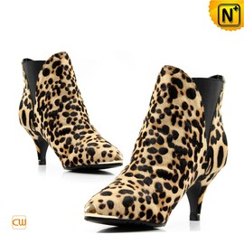 CWMALLS - Point Toe Women Leather Boots CW332305 - CWMALLS.COM