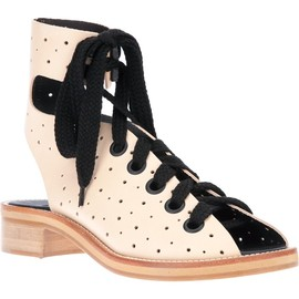 ACNE - 'Swann Foro' cut-out boot