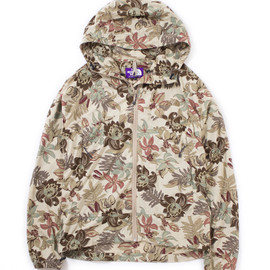 THE NORTH FACE PURPLE LABEL - Aloha Print Swallow Tail Jacket
