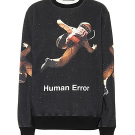UNDERCOVER - Printed cotton sweatshirt