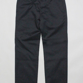 MOUNTAIN RESEARCH - Mountain Research 1365 Piped Stem Pants (Navy Chino)