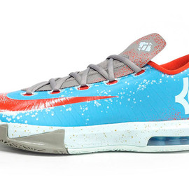 NIKE - KD VI 「BLUE CRAB」 「KEVIN DURANT」「LIMITED EDITION for NONFUTURE」
