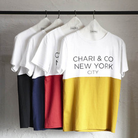 ID DAILYWEAR - ID DAILYWEAR×CHARI & CO NYC Exclusive-T