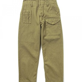 orslow - orSlow×fennica / <Women's>British army pant