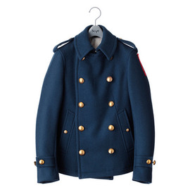 SCYE - 10th Double-Breasted Military Jacket