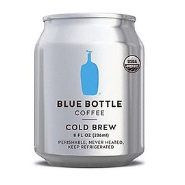 blue bottle coffee - cold brew