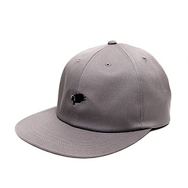 cup and cone - 6 Panel Cap - Grey
