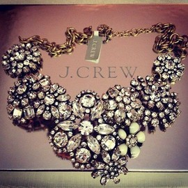 J.CREW - necklace.