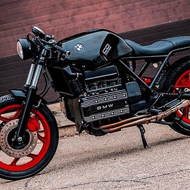 The Flying Brick / BMW K100