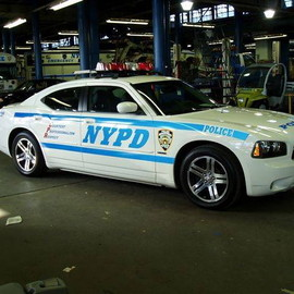 Chrysler - NYPD Dodge Charger Patrol Car