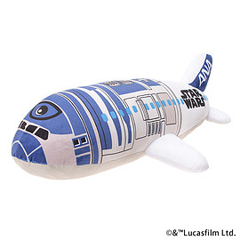 ANA - STAR WARS R2-D2 TM JET クッション