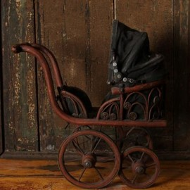 Grimoire - Antique baby carriage