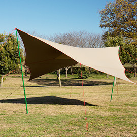 Tent-Mark Designs - Takibi-Tarp TC wing