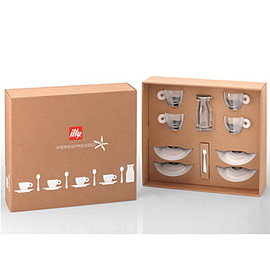 Illy - illy crystal espresso cup