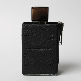 10SEI0OTTO - SCAR 80ML SPRAY PERFUME / LIMITED EDITION-ONLY 250 PIECES-LEATHER ENVELOPE WITH ZIP CLOSURE