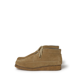nonnative - DWELLER U TIP BOOTS COW SUEDE WITH GORE-TEX® 2L by REGAL