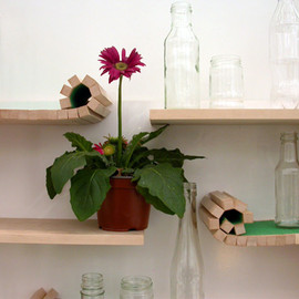 Catherine Green - Rolling Shelf
