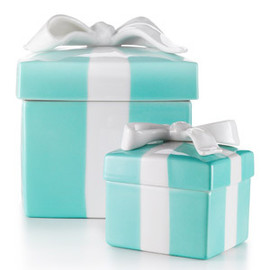 Tiffany & Co.  - trinket boxes