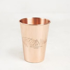 united by blue - To the Woods Copper Tumbler | United By Blue
