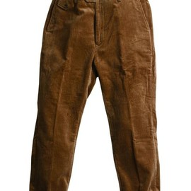 ENDS and MEANS - Grandpa Trousers Cord