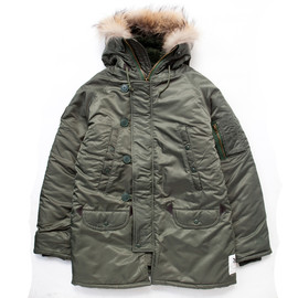 Mark McNAIRY - N-3B JACKET