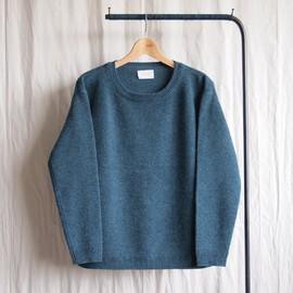 crepuscule - Ws Crew Neck Knit #green