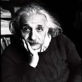 Apple - Albert Einstein Think Different Poster