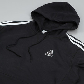 Palace Skateboards, adidas - Hyper Hooded Sweatshirt - Black