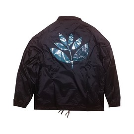 MAGENTA - PLANT WINDBREAKER (Black/Pine Green)